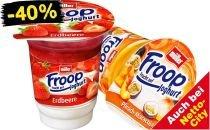 [Lokal - Netto] Froop Joghurt in verschiedenen Sorten für 0,29 EUR + am Samstag 4.01 Punica 1,5L  0,88 EUR