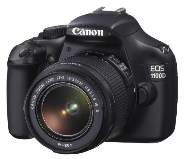 [Lokal] CANON EOS 1100D+18-55mm+75-300mm in Mannheim für 299Euro