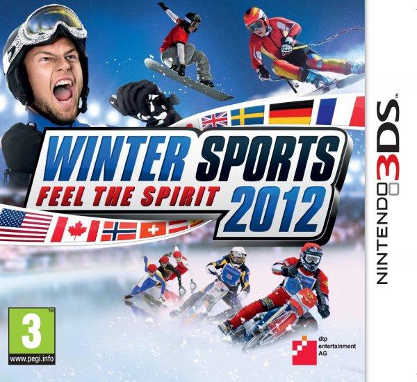 Nintendo 3DS - Winter Sports 2012: Feel the Spirit für €6,03 [@Zavvi.com]