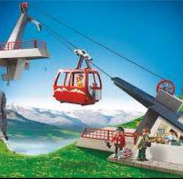 Playmobil 5426 Bergstation [LOKAL LG] 24 EUR