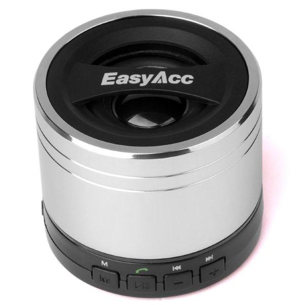 Heute Abend: EasyAcc® Mini Portable aufladbarer Bluetooth Lautsprecher für 14,99€
