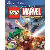 LEGO Marvel Super Heros (PS4) @TheGameCollection