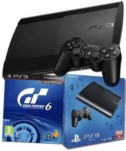[Saturn] Playstation3 (PS3) 500GB Super Slim inkl. Gran Turismo 6