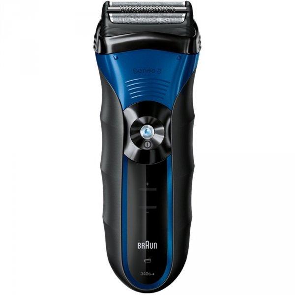 [Amazon.uk] Braun Series 3 340s-4 – Elektrischer Nass-/Trockenrasierer für ca. 60,80 € (Preisupdate) Danke Spucha!