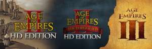 [STEAM] Age of Empires Legacy Bundle