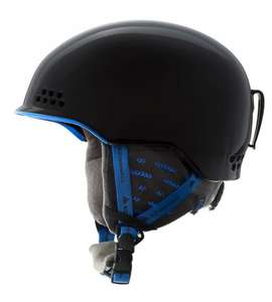 Snowboard Helm Rival Pro von K2 aus 13/14 für 75 Euro in black/blue