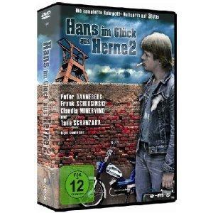 Hans im Glück aus Herne 2 - Kultserie auf 3 DVD's für 9,97 Euro