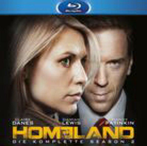 Homeland Staffel 2 wieder für 21,99€ ohne Versand
