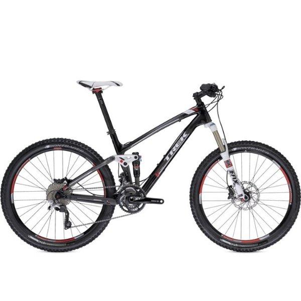 Trek Fuel EX 9.7 Fully Carbon MTB (Modell 2013)