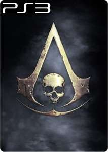 Assassin's Creed 4: Black Flag - Skull Edition (PS3) für 46.60€ @Amazon.co.uk