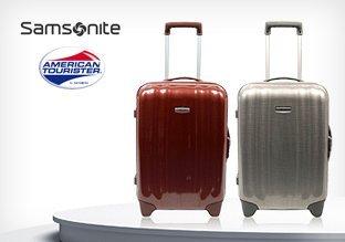 Samsonite Sale bei BuyVip - zwischen 106-125€ unter Idealo - Weich- und Hartschalenkoffer