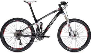 MTB Downhill Trek Fuel EX 9.7 2013