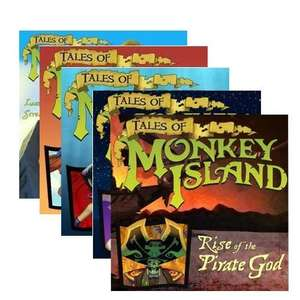 Tales of Monkey Island Ep. 1-5 Bundle (Download) für 3.65€ @Amazon.com