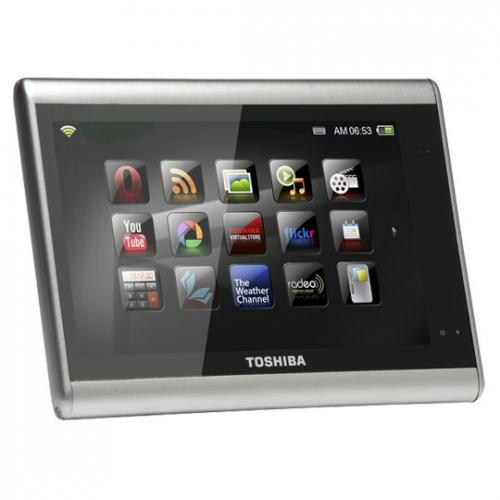 Toshiba Multimedia-Tablet-PC Jpurn.E Touch (Online + VSK)
