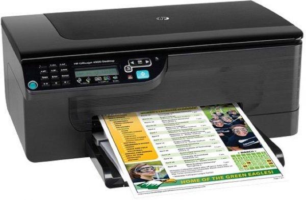 HP Officejet 4500 All in One Drucker G510a