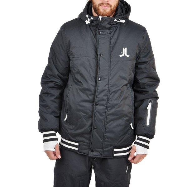 [FAB 50%] WeSC Winter-/Snowboardjacke Jakobi, schwarz S-XL für 95 €