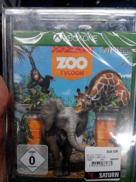 [Lokal - Neuss]  Zoo Tycoon für Xbox One