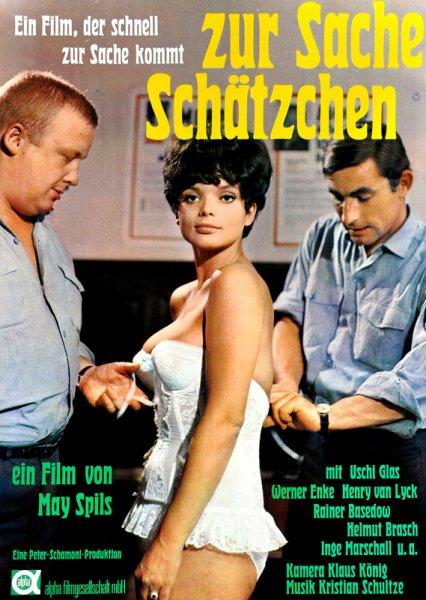 """(Spiegel-Stream) """"Zur Sache, Schätzchen"""" mit Uschi Glas & Werner Enke..."""