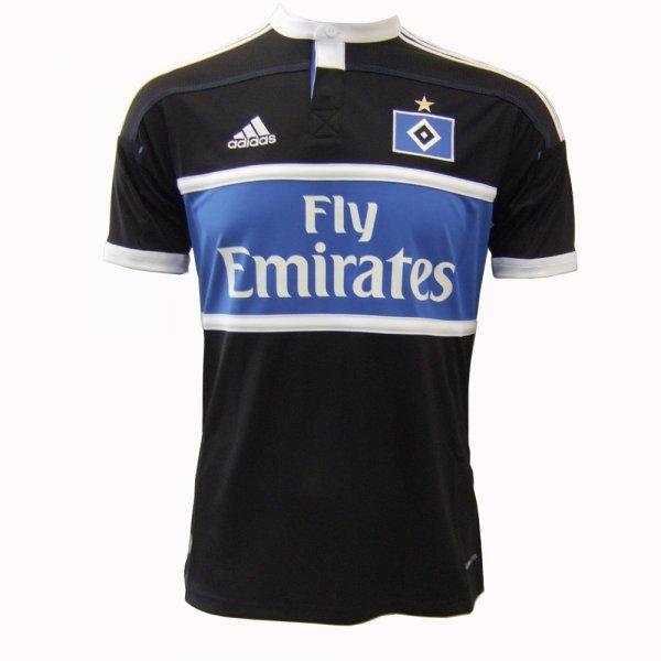 Adidas Hamburger SV HSV Away Trikot 11/12