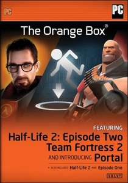 The Orange Box [Steam] für 3,62 €