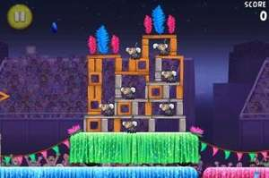 Android: Angry Birds Rio Carnival Upheaval update