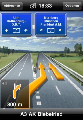 Navigon App Europa 40 und andere Regionen für iPhone/iPad - für den Sommerurlaub?
