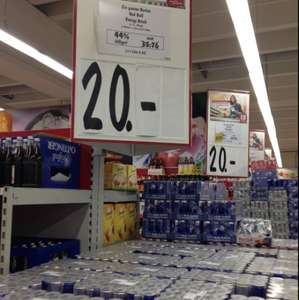 Red Bull 83 Cent pro 0,25 Liter Dose!!! @ Kaufland Ludwigsburg