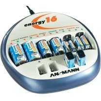 Ladegerät Ansmann Energy 16 für 72 € anstatt 99,95 €