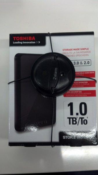 (Lokal Saturn Nbg?) Toshiba Stor.e basics 1TB