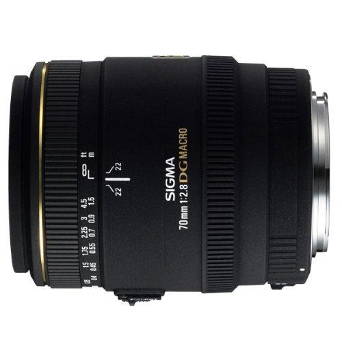 Sigma 70mm f2.8 EX DG Makro (Sony A-Mount) für 362,99 € @Amazon.fr