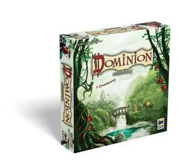 """Dominion Bundle - Basisspiel """"Was für eine Welt"""" + Erweiterung """"Hinterland"""" für 25,99€ @Karstadt"""