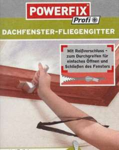 Powerfix Dachfenster-Fliegengitter