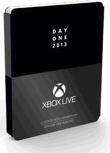 [game.co.uk] XBOX Live 12 Monate Day One Edition für 48,31€