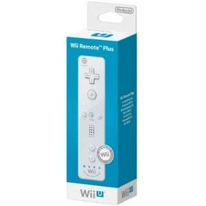 (Update) Original Nintendo Wii und Wii U - Remote Plus für 25,24 (amazon.de) / Trade-in