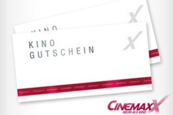 4 Cinemaxx-Gutscheine für 25,40€ bei Groupon