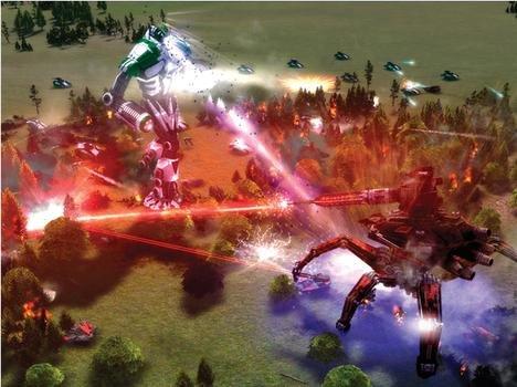 [GMG] Supreme Commander: Gold Edition STEAM Key