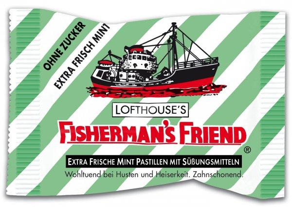 2 Packungen Fisherman's Friend effektiv kostenlos @DM