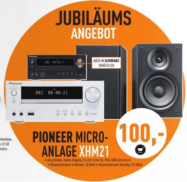 [Lokal/Offline (evtl. auch online) BERLET] Pioneer Microanlage XHM21