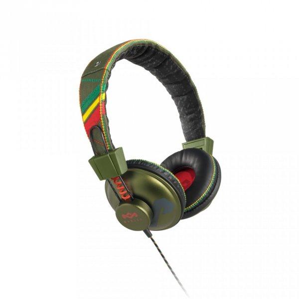 House of Marley EM-JH010-RT Positive Vibration Kopfhörer