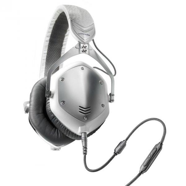 V-MODA Crossfade M-100 Over-Ear Kopfhörer in WEIß/SILBER bei Amazon.es für 207,52 EUR (IDEALO (weiß/silber): 289,- EUR)