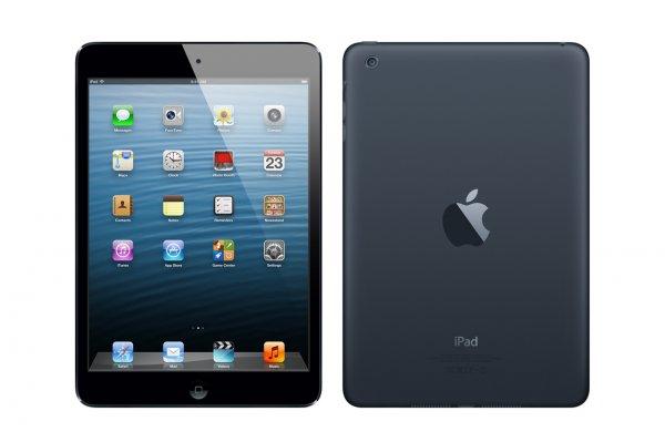 APPLE iPad mini mit Wi-Fi 64GB schwarz