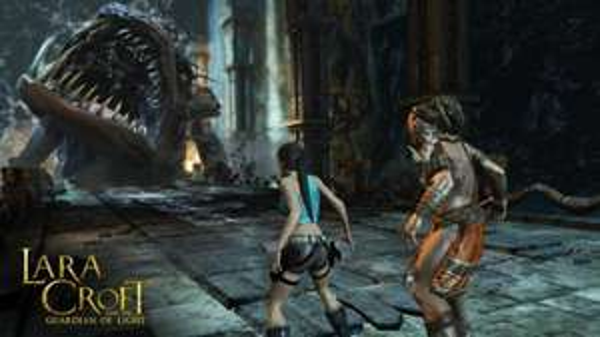 Lara Croft And The Guardian Of Light   - STEAM key via Greenmangaming
