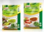 Knorr Dressings Kostprobe