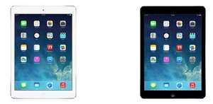 "Apple™ - iPad Air 16/32GB WiFi (9.7"" IPS 2048x1536,5.0MP Cam,iOS) ab €433,15 [@Play.com]"