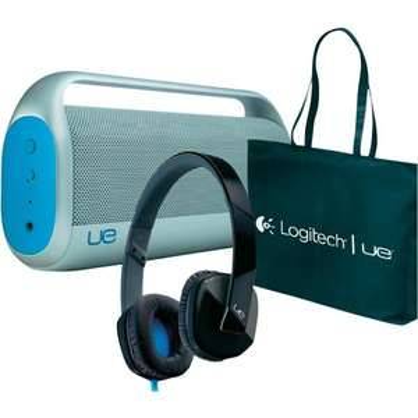 Logitech UE Boombox + Logitech UE 4000 + Logitech UE Tasche für 141€ @Conrad und Digitalo