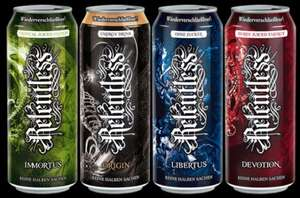 0,49€ RELENTLESS ENERGY (Local, Selm, evtl. Bundesweit)