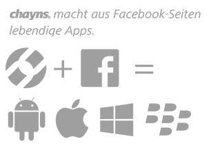 Kostenlos eigene Apps aus Facebook-Seiten erzeugen