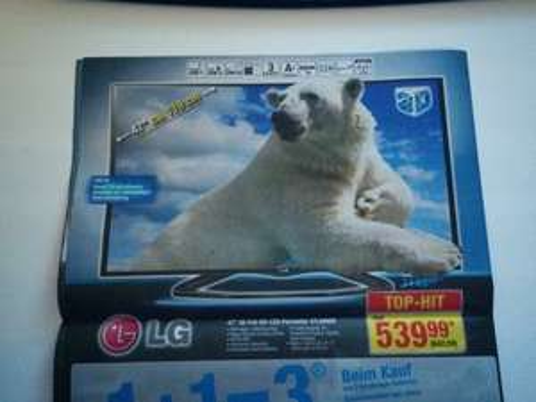 [Offline] LG 47LA6608 - 47Zoll 3D Full HD LED TV für 643€ (incl Mwst) @ Metro