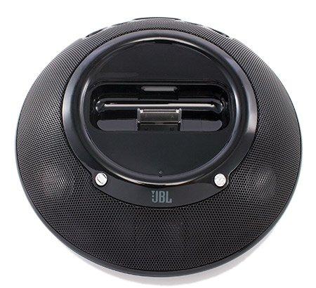 JBL On Stage micro II Soundsystem für iPhone/iPod, schwarz