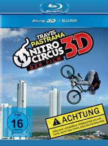 Nitro Circus 3D - Der Film [Blu-ray 3D] für 11,90€ @ Amazon.de